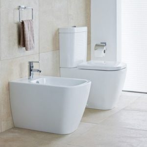 Happy D.2 close-coupled WC by Duravit