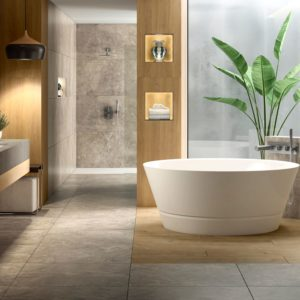 Taizu bath by Victoria+Albert Baths