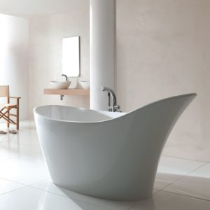 Amalfi bath by Victoria+Albert Baths