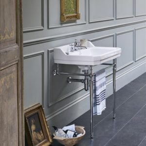 Edwardian basin with stand by Burlington