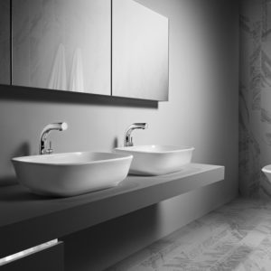 Amiata 60 basin by Victoria+Albert Baths
