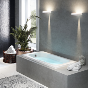 Baby bath by Novellini