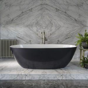 Barcelona 2 bath by Victoria+Albert Baths (DISPLAY SALE_BLACK)