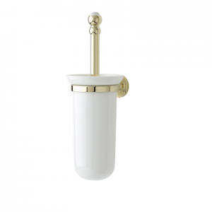 Traditional Toilet Brush Holder by Perrin&Rowe