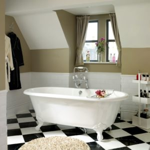 Cheshire bath by Victoria+Albert Baths