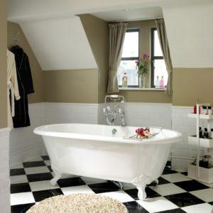 Cheshire bath by Victoria+Albert Baths