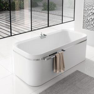 Divina F bath by Novellini