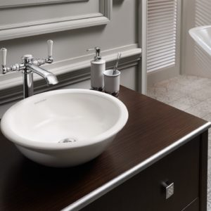 Drayton 40 basin by Victoria+Albert Baths