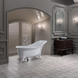 Drayton bath by Victoria+Albert Baths