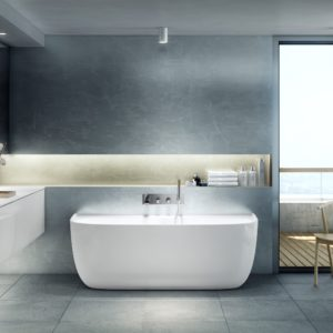 Eldon bath by Victoria+Albert Baths