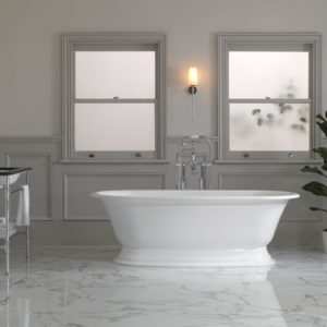 Elwick bath by Victoria+Albert Baths