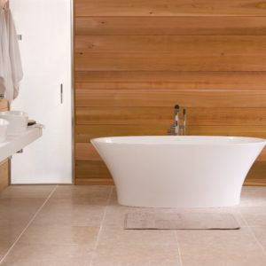 Ionian bath by Victoria+Albert Baths