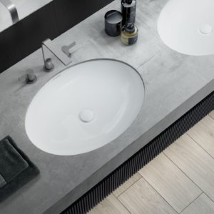 Kaali basin by Victoria+Albert Baths