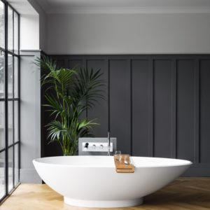 Napoli bath by Victoria+Albert Baths