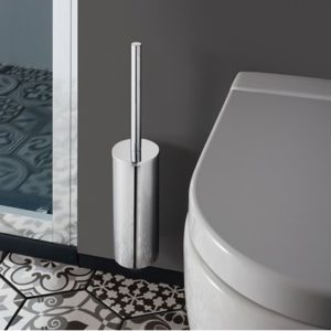 MPRO Toilet Brush Holder by Crosswater