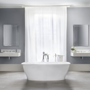 Pembroke bath by Victoria+Albert Baths