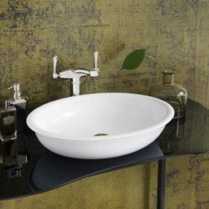 Radford 51 basin by Victoria+Albert Baths