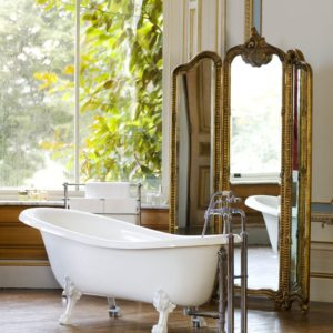 Roxburgh bath by Victoria+Albert Baths