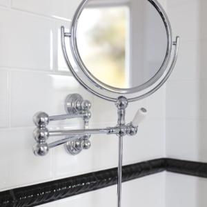 Mirror Shaving by Perrin&Rowe