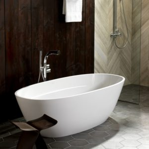 Terrassa bath by Victoria+Albert Baths