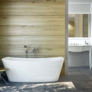 Trivento bath by Victoria+Albert Baths