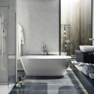 Vetralla 2 bath by Victoria+Albert Baths