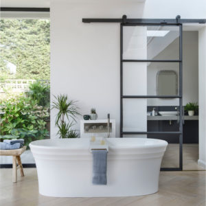 Warndon bath by Victoria+Albert Baths