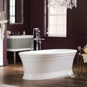 Worcester bath by Victoria+Albert Baths