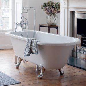 Blenheim bath by Burlington