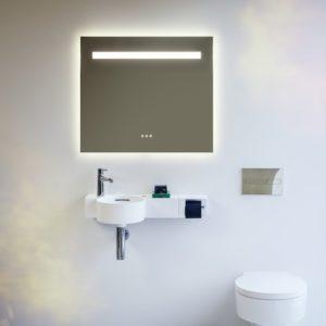VAL round washbasin by Laufen