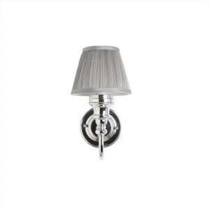 Led Chiffon wall lamp by Burlington