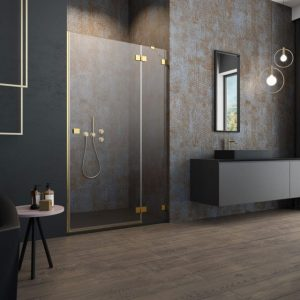 Essenza Pro Gold DWJ by Radaway