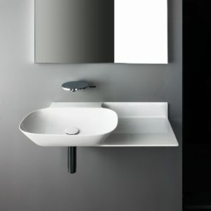Ino washbasin by Laufen