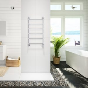 Jazz towel rail by Pax