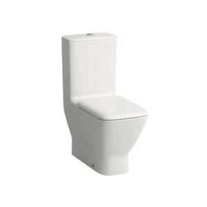 Palace close-coupled WC by Laufen