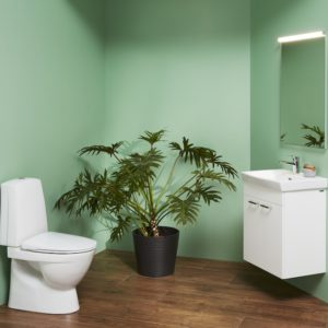 Laufen Pro N close-coupled WC by Laufen