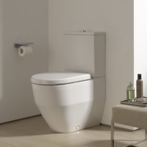 Laufen Pro  close-coupled WC by Laufen