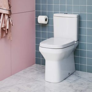 MyHome close-coupled WC by Britton