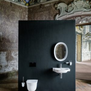 The New Classic washbasin by Laufen