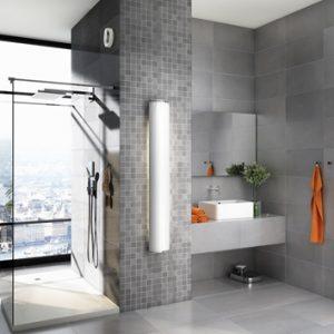 Velvet towel rail by Pax