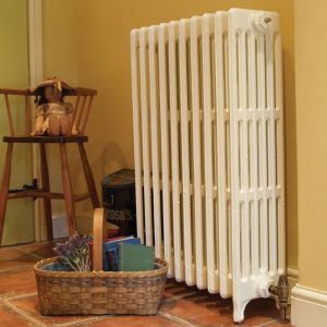 Victorian 6 radiator by Carron