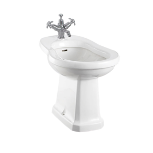 Back-to-wall bidet by Burlington