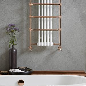 TM006 towel rail by VogueUk