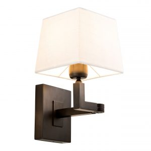 Cambell wall lamp by Eichholtz