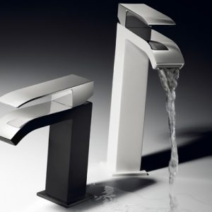 CUADRO COLORS 00610101 washbasin mixer by Tres
