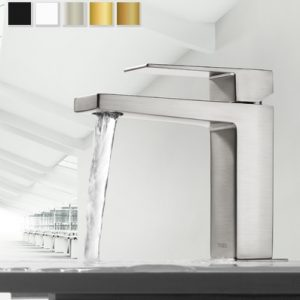 SLIM COLORS 20210301CR washbasin mixer by Tres