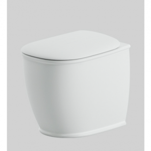 Atelier Back-to-wall WC pan by ArtCeram