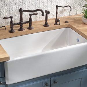 Butler 1000 kitchen sink by Shaws