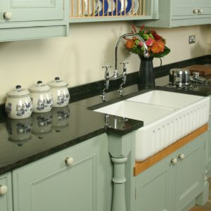 Ribchester 800 kitchen sink by Shaws