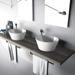 Wire basin by ArtCeram